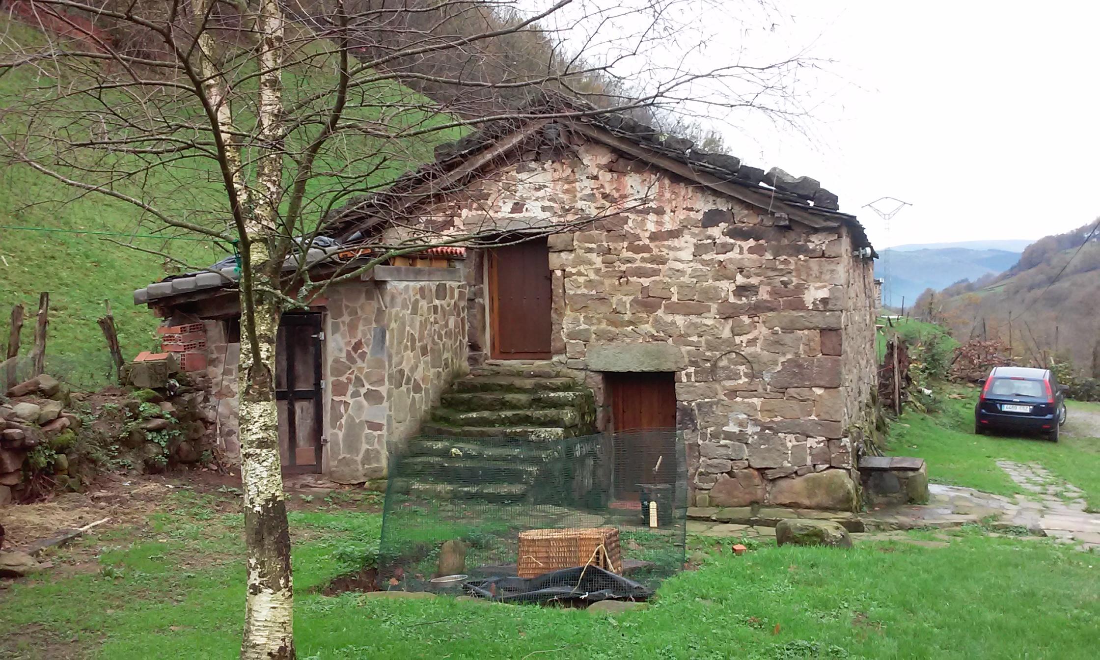 Caba a reformada en venta cantabria muy acogedora finca - Venta de casas rurales en cantabria ...